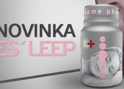 Čisto prírodný produkt na podporu kvalitného spánku - ES`Leep