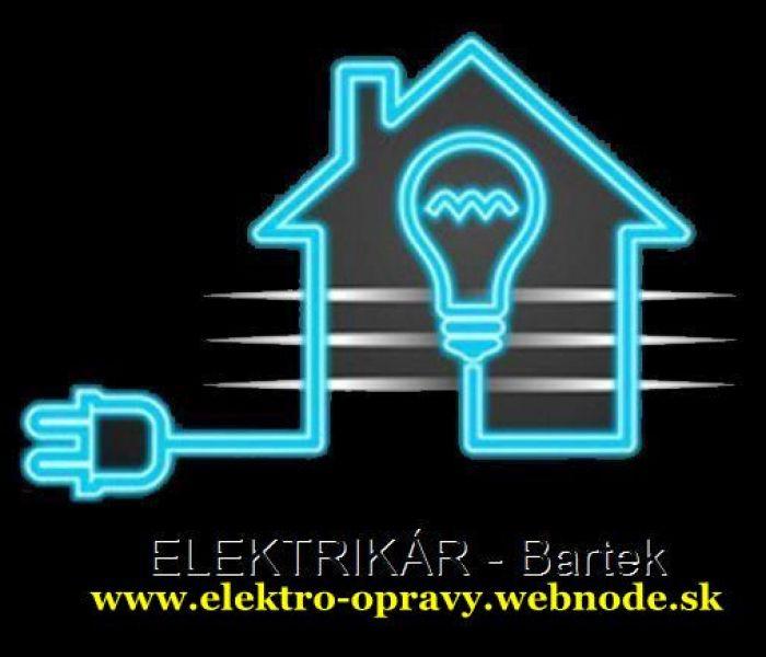 Elektrikár Bratislava - 24hodín denne.