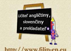 Doučovanie angličtiny a slovenčiny