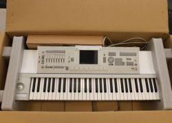 Predať klávesníc (Korg M3, Korg Pa4x, Korg OASYS, Korg Kronos, Yamaha Motif, Yamaha Genos