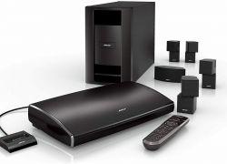 Reproduktorový systém domáceho kina Bose Acoustimass 10 Series II - čierny