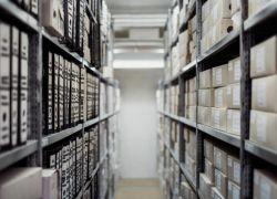 Sťahovanie archívu v Bratislave